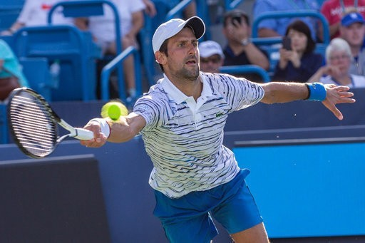 Djokovic Vs Carreno Busta Tennis Live Streaming Preview And Predictions Djokovic Continues Cincinnati Masters Title Defense
