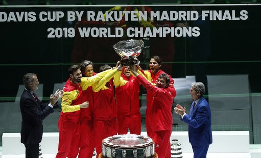 Davis Cup Finals Cancelled